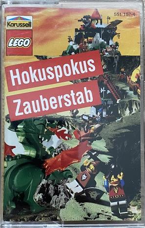 MC Karussell LEGO Hokuspokus Zauberstab