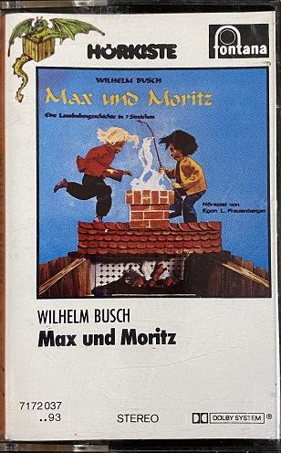 MC Fontana Wilhelm Busch - Max und Moritz