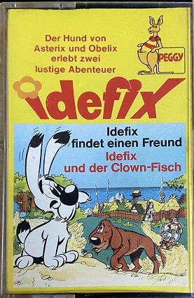MC Peggy Idefix findet einen Freund / und der Clown-Fisch