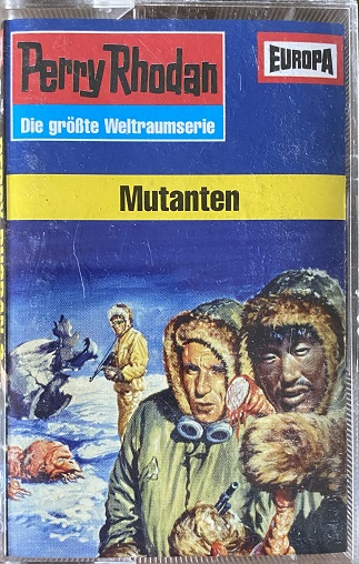 MC Europa RDK Perry Rhodan 3 Mutanten