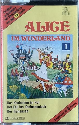 MC Ariola Alice im Wunderland 1