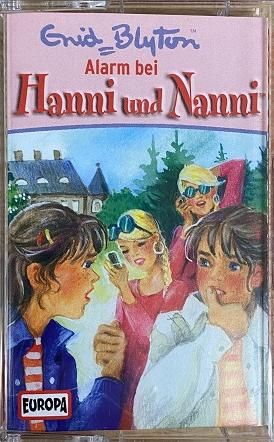 MC Europa Hanni und Nanni Folge 31 Alarm bei Hanni und Nanni