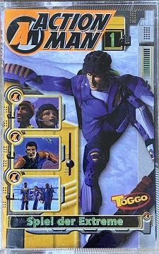 MC Kiddinx Action Man 1 Spiel der Extreme