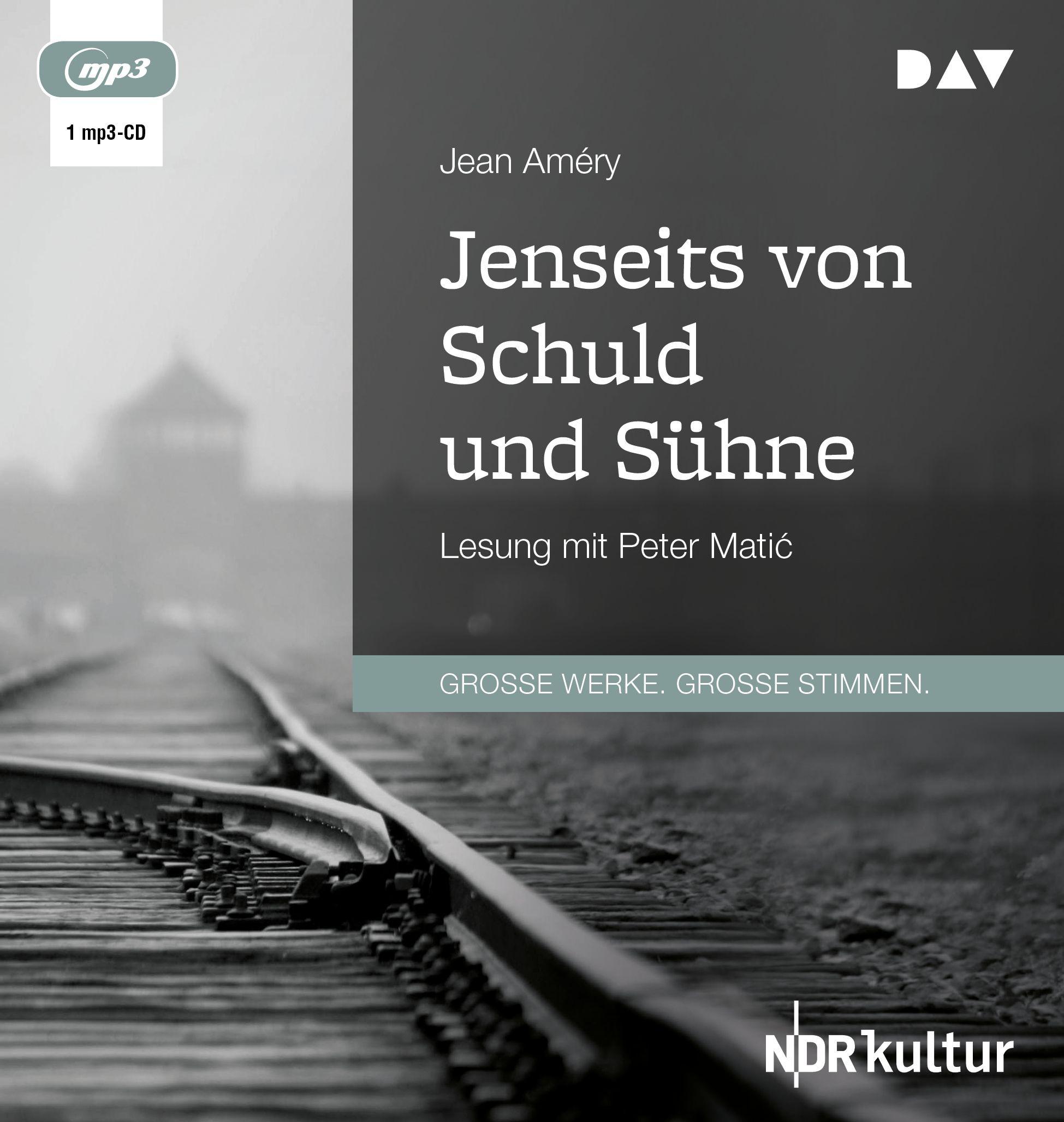 Jean Améry - Jenseits von Schuld und Sühne