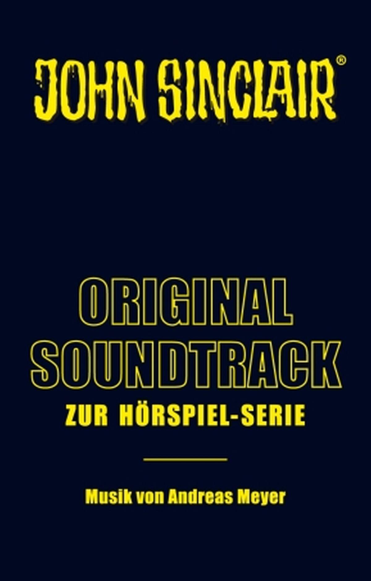MC John Sinclair: Original-Soundtrack zur Hörspielserie