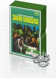 MC TSB John Sinclair 057 Ghouls in Manhattan