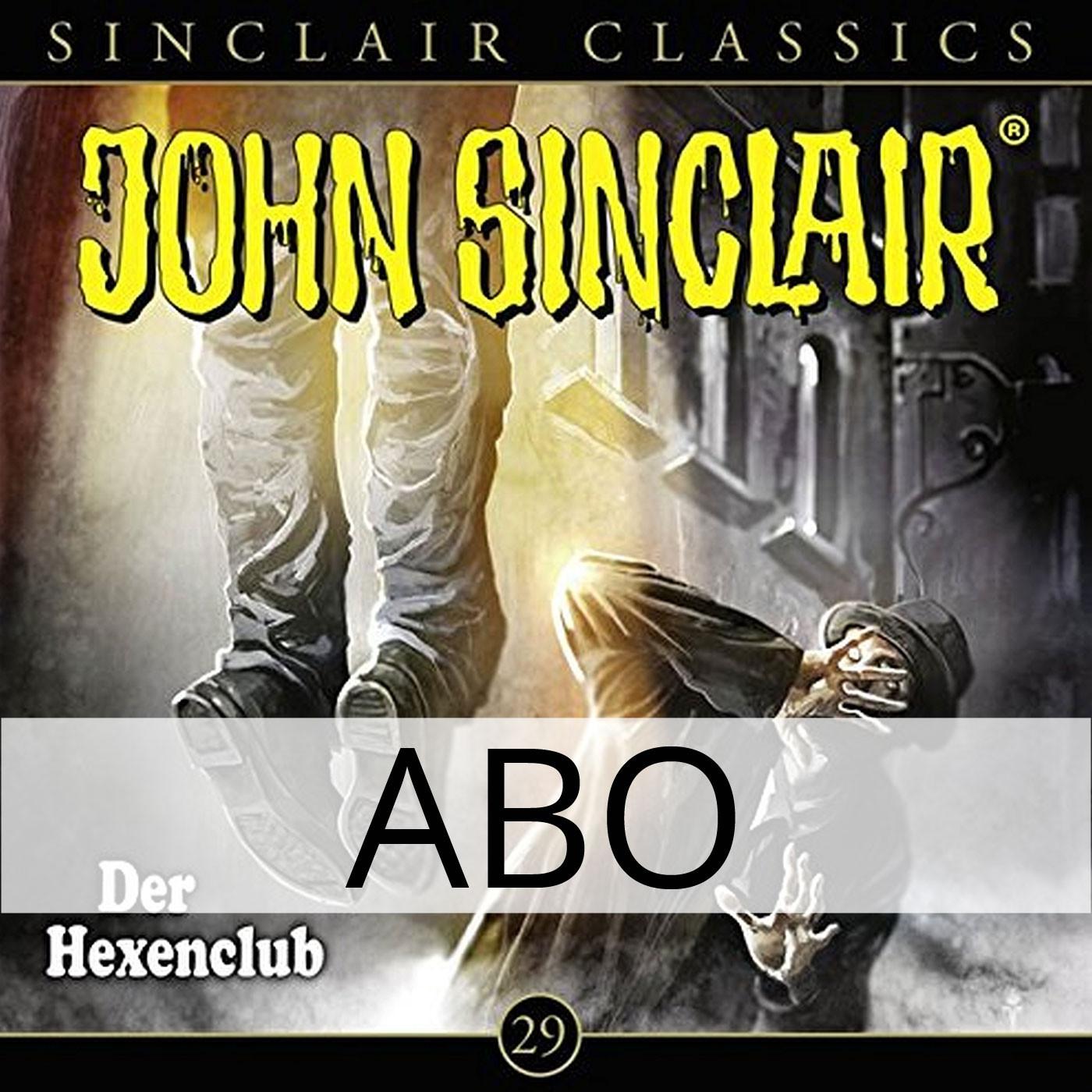 ABO John Sinclair Classics
