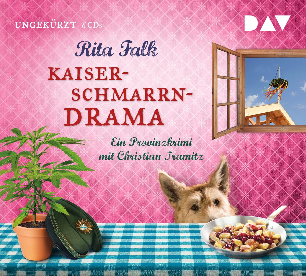 Rita Falk - Kaiserschmarrndrama. Ein Provinzkrimi