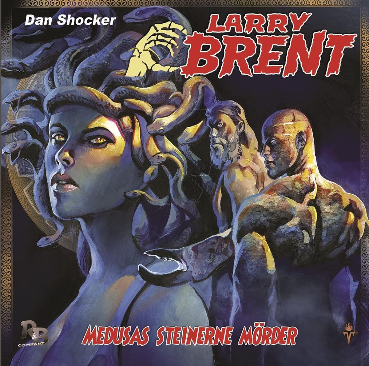 Larry Brent 44: Medusas steinerne Mörder