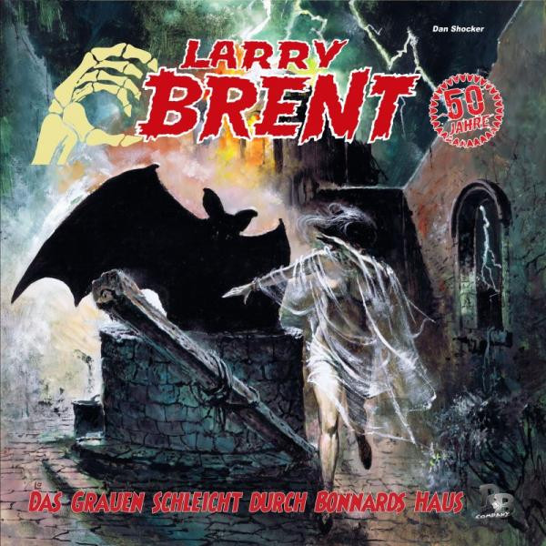 Larry Brent - SE: Das Grauen schleicht durch Bonnards Haus (Doppelvinyl)