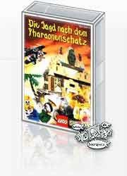 MC Karussell Lego Die Jagd nach dem Pharaonenschatz