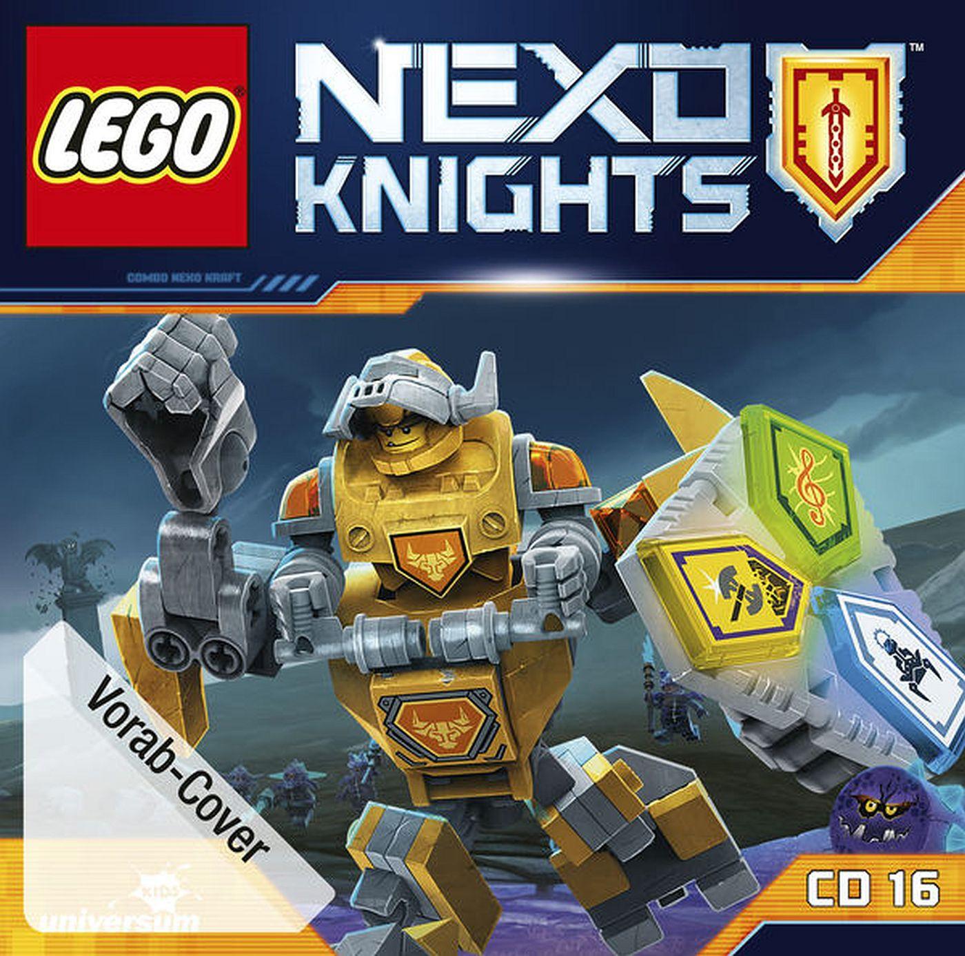 LEGO Nexo Knights (CD 16)