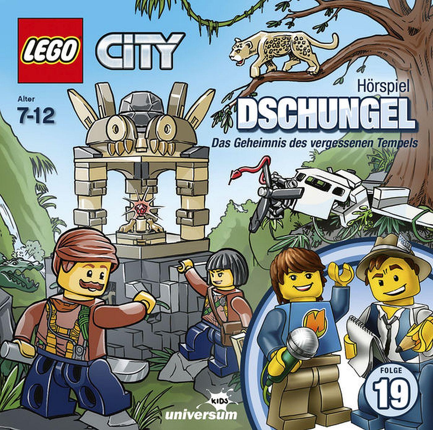 LEGO City - 19 - Dschungel