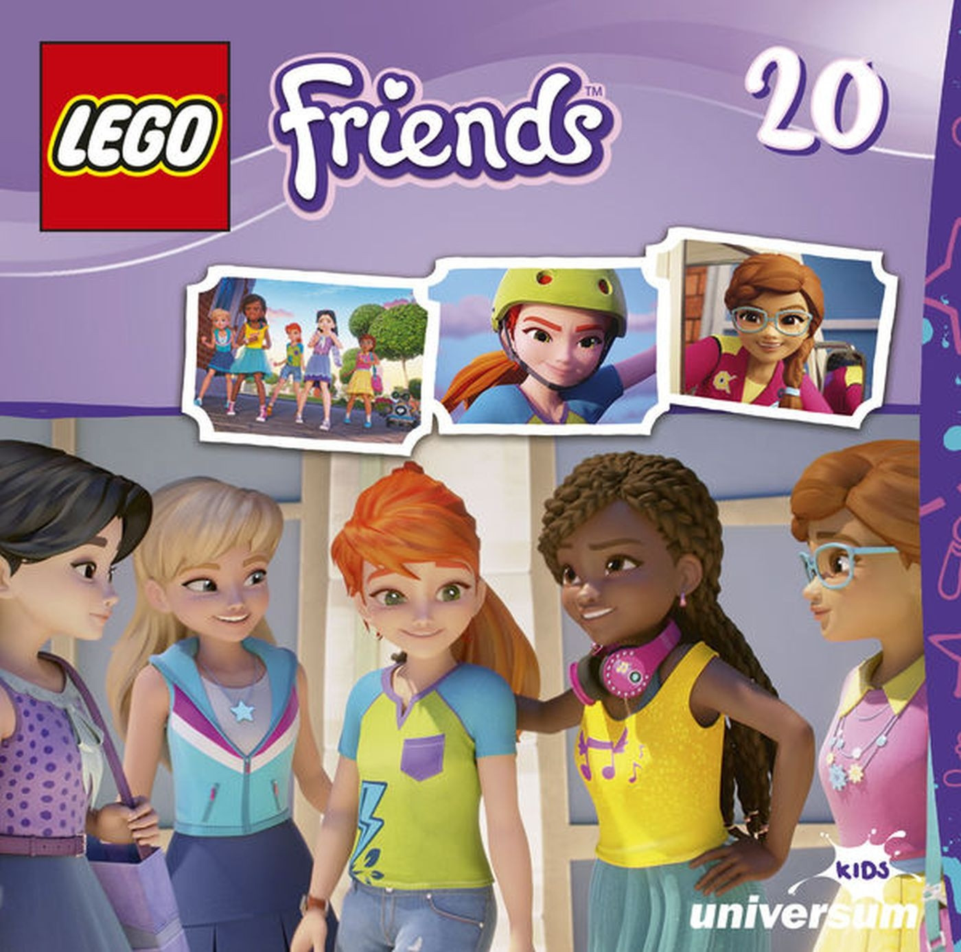 LEGO Friends (CD 20)