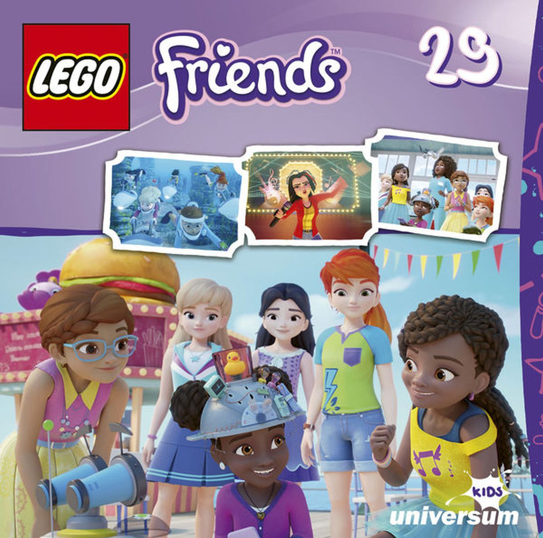 LEGO Friends (CD 29)
