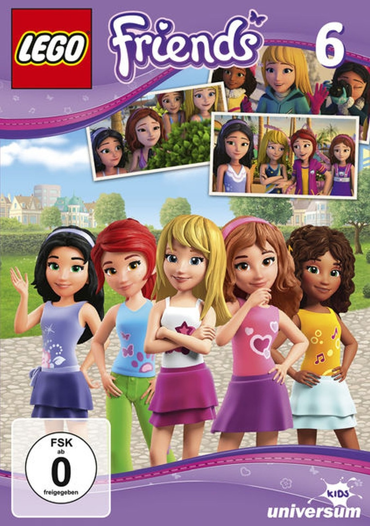 LEGO Friends (DVD 6)