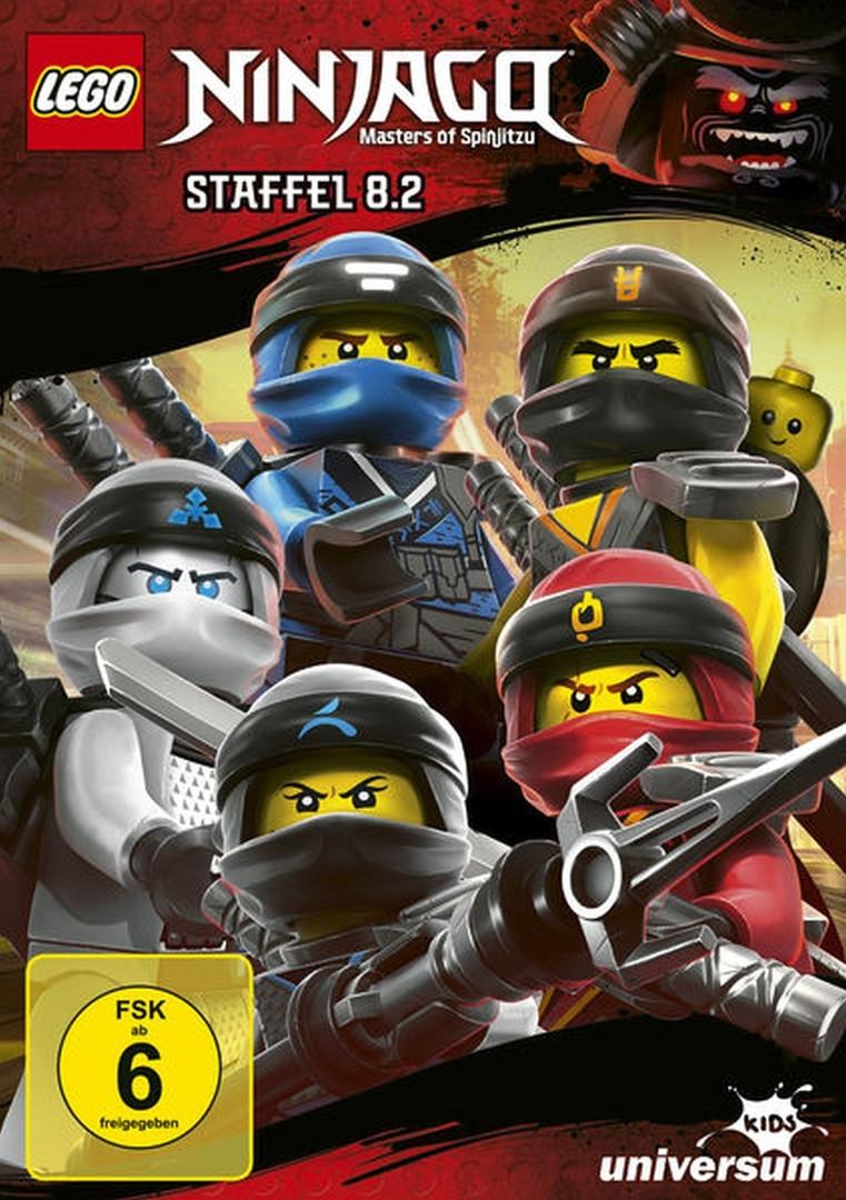 LEGO Ninjago - Staffel 8.2 (DVD)