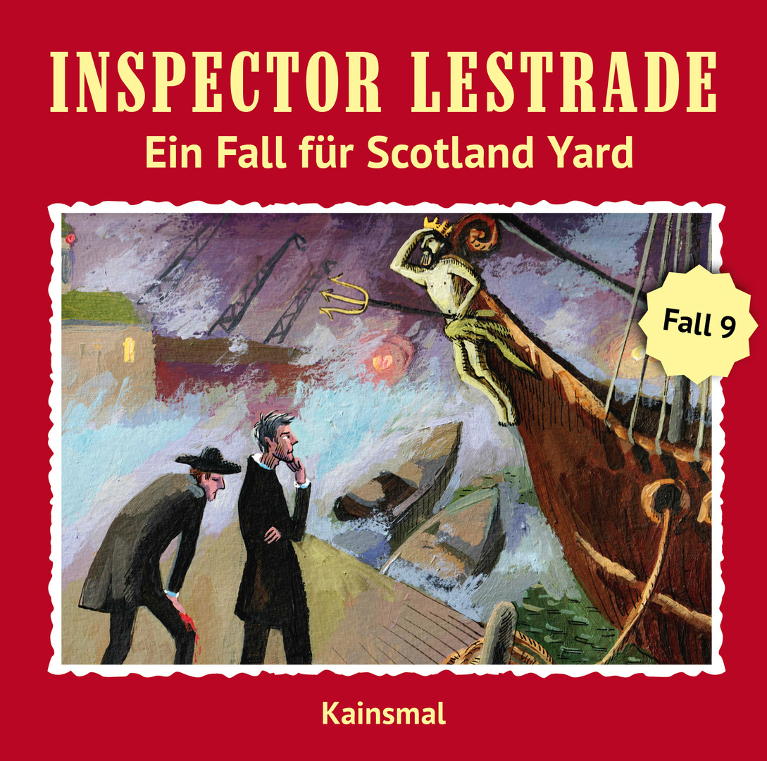Inspector Lestrade - Fall 9: Kainsmal