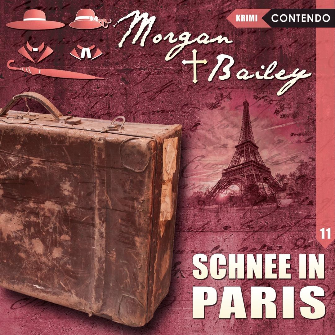 Morgan & Bailey - Folge 11: Schnee in Paris