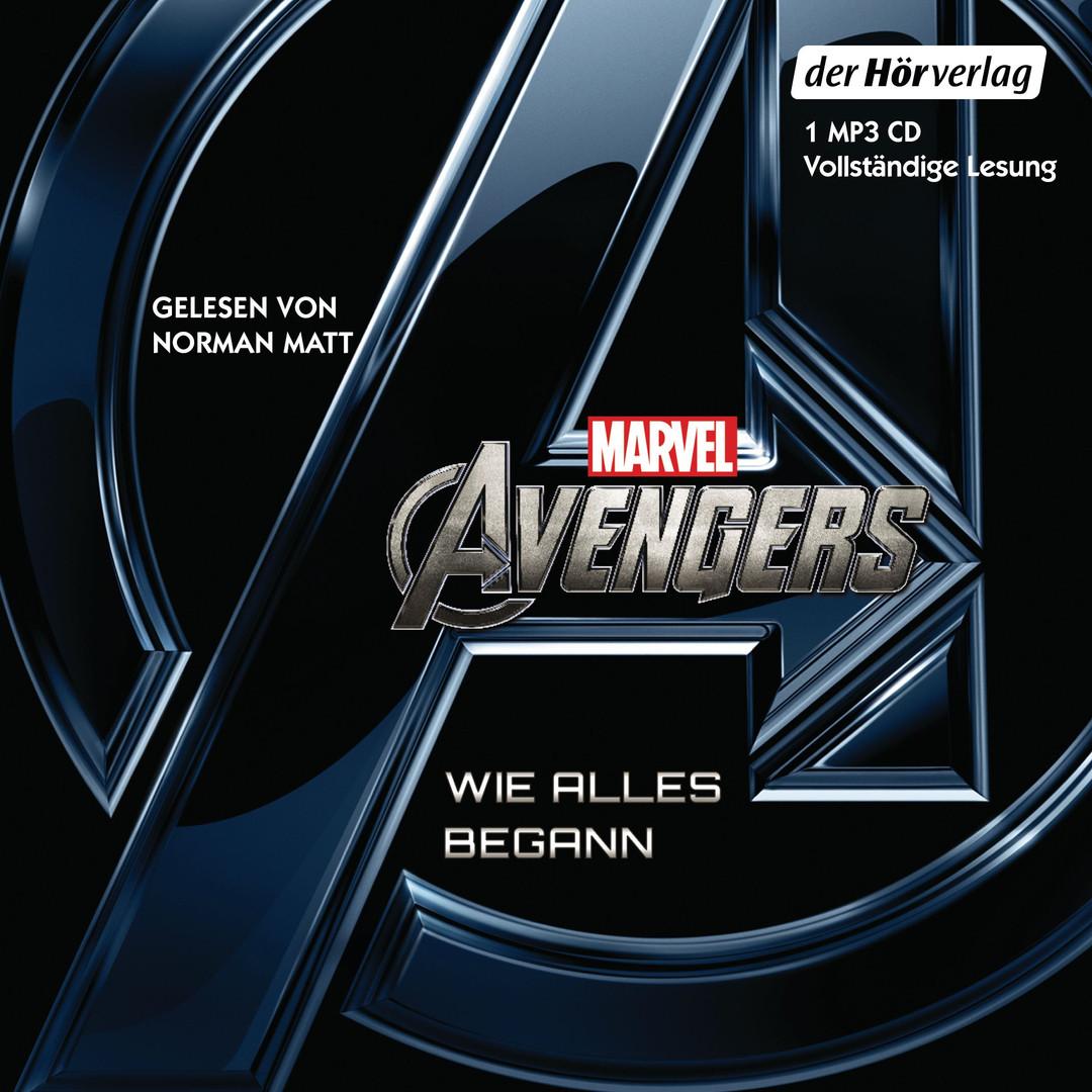 Thomas Macri - Marvel Avengers: Wie alles begann