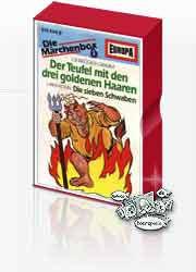 MC Europa Die Märchenbox 13 Der Teufel mit den drei goldenen Haaren