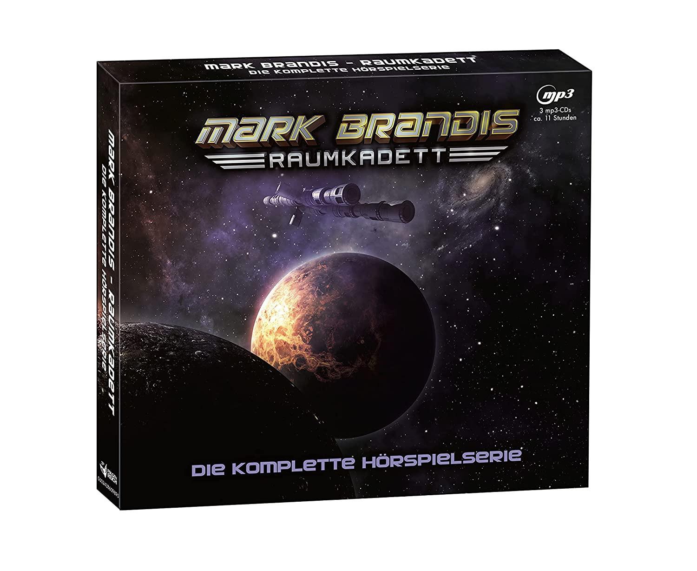Mark Brandis-Raumkadett - Die Komplette Hörspielserie