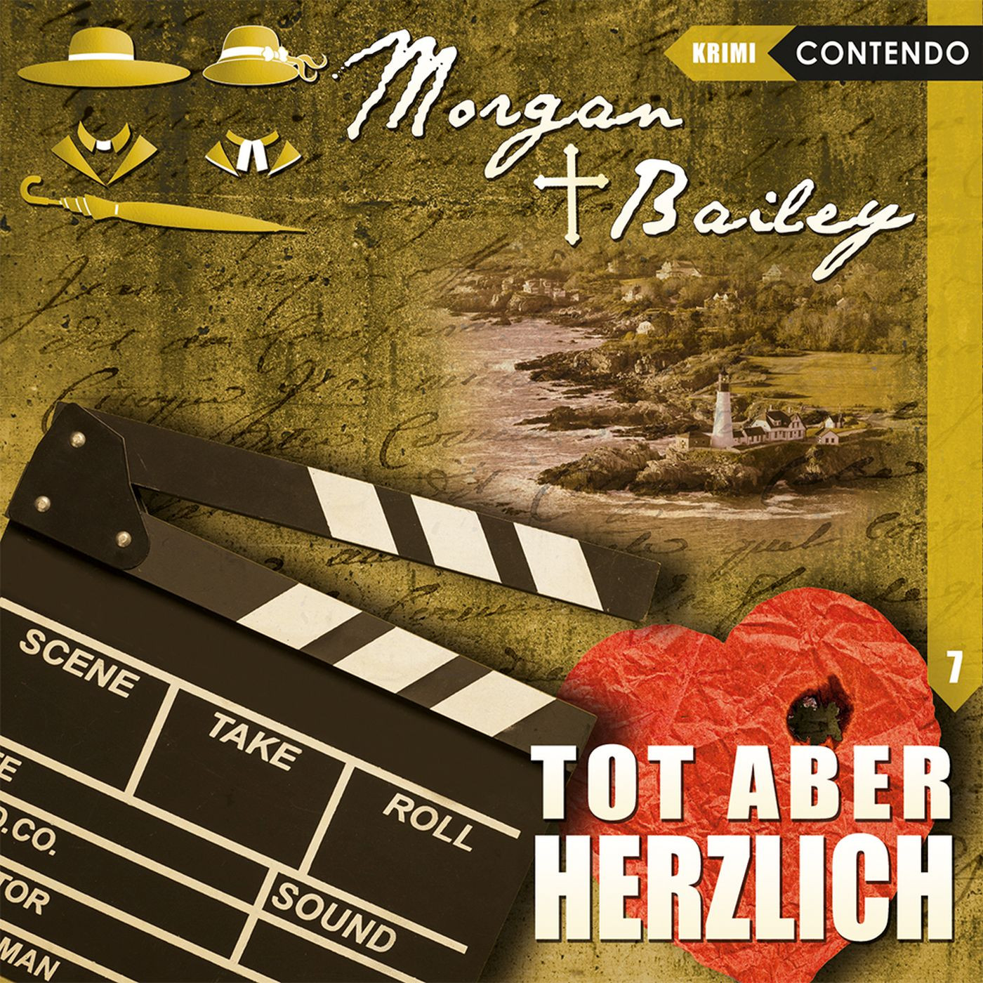 Morgan & Bailey - Folge 7: Tot aber herzlich