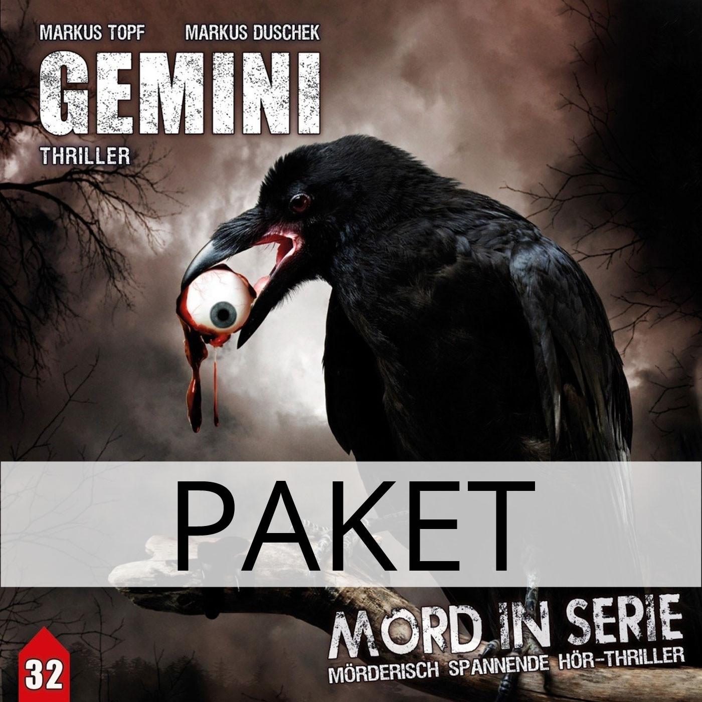 Mord in Serie - Folge 1 - 32 (außer Folge 12)