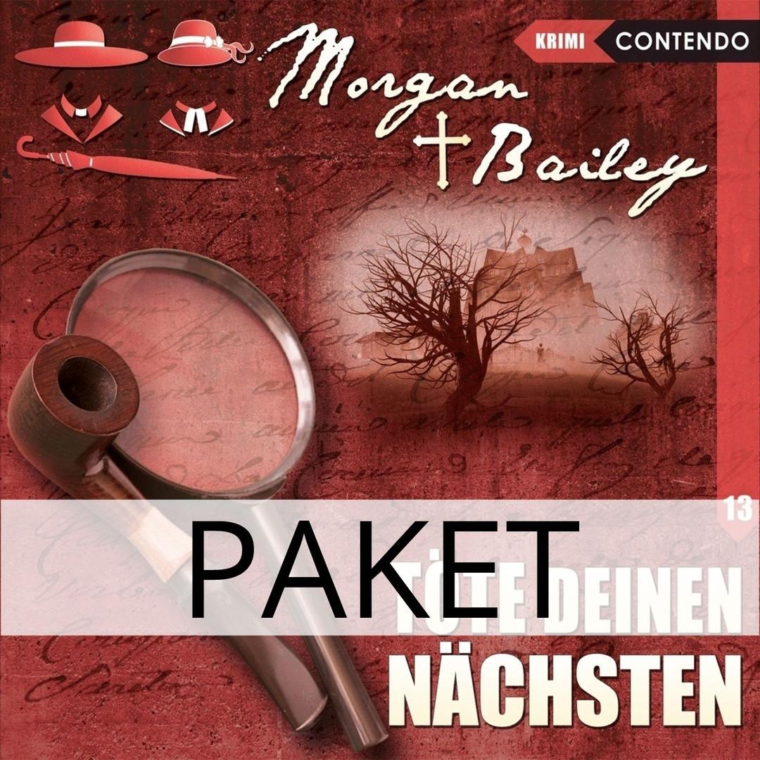 Morgan & Bailey - Folge 1-13