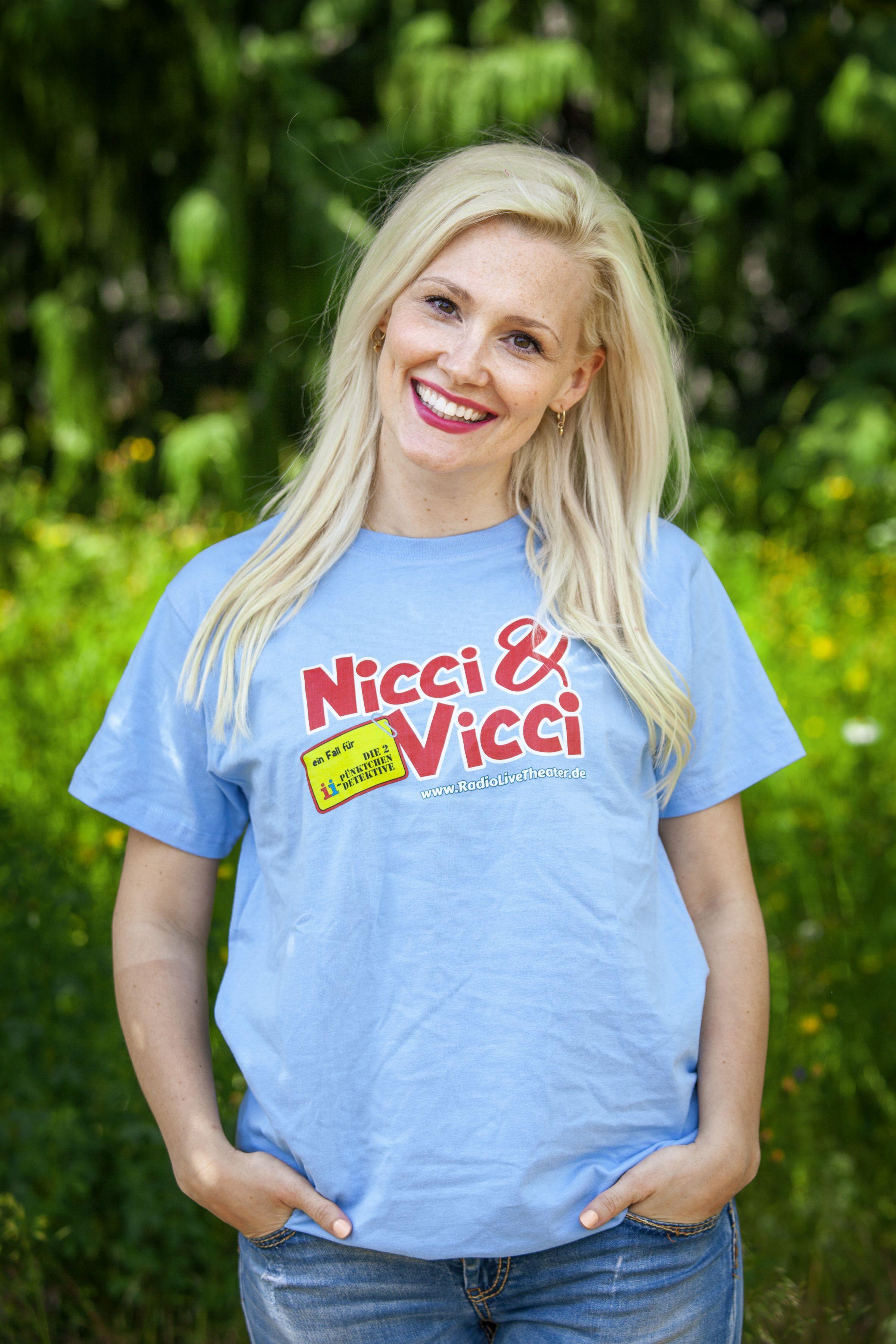 Nicci & Vicci und das Karpatenkalb - T-Shirt (XXL)
