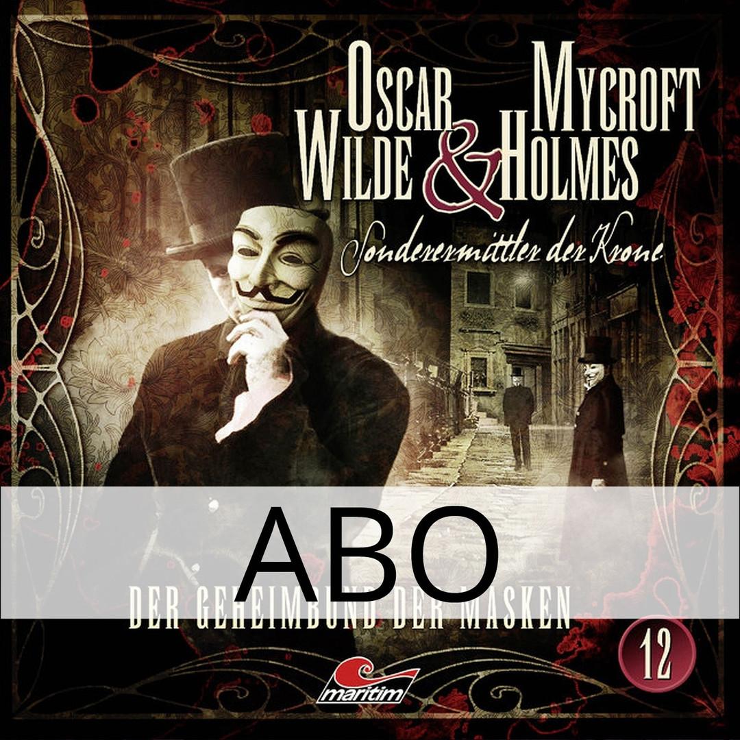 ABO Oscar Wilde & Mycroft Holmes