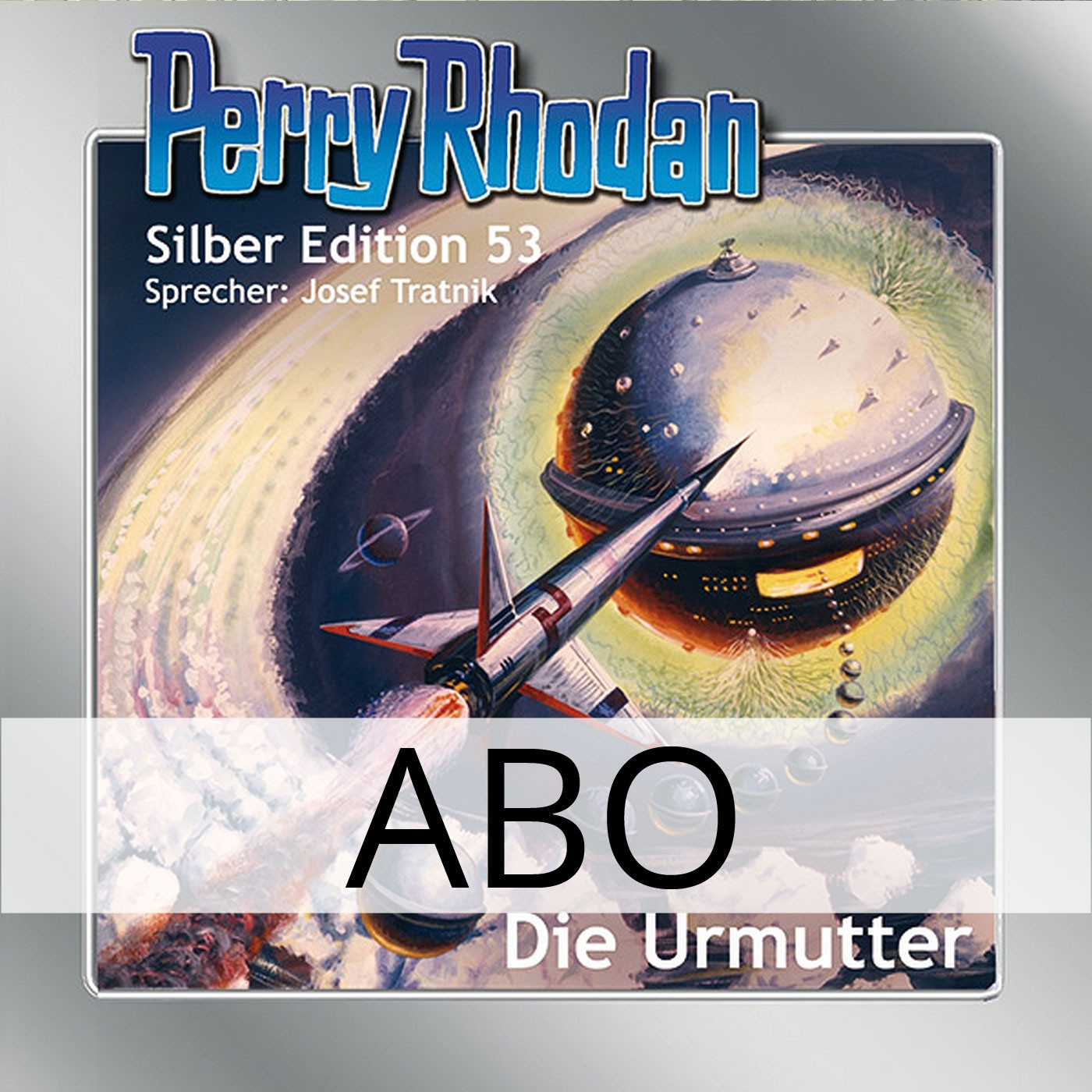 ABO Perry Rhodan Silber Edition