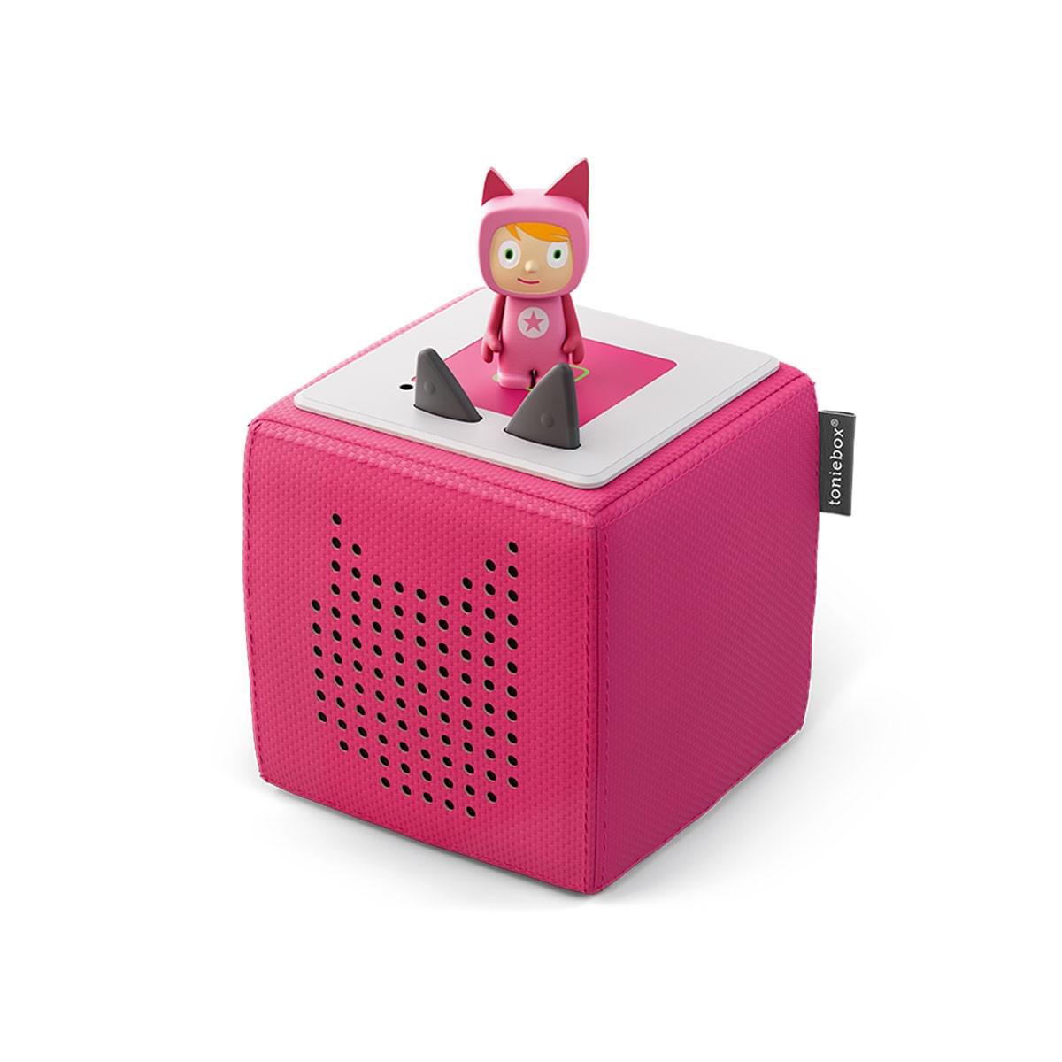 Toniebox - Starterset Pink (inkl. Kreativ-Tonie)