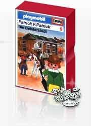 MC Europa Playmobil Patrick F. Patrick 09 Die Geisterstadt
