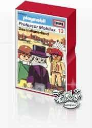 MC Europa Playmobil Professor Mobilux 13 Das Indianerland