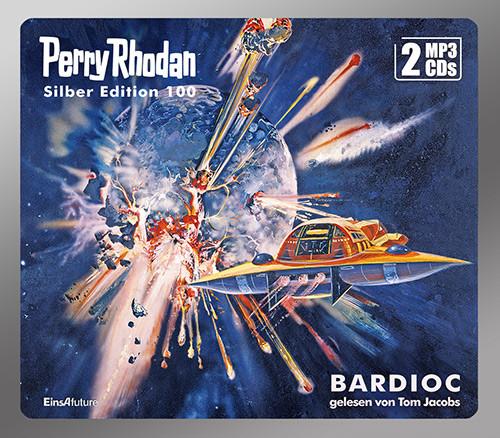 Perry Rhodan Silber Edition 100 BARDIOC (2 mp3-CDs)