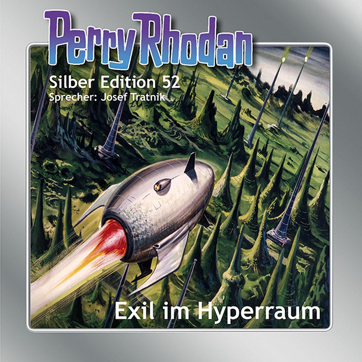 Perry Rhodan Silber Edition 52 Exil im Hyperraum