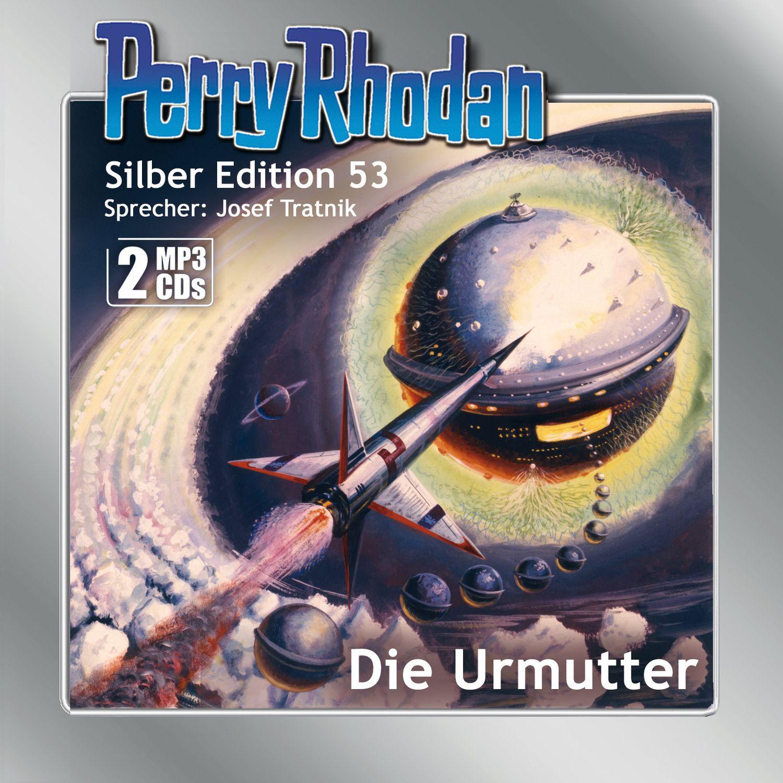 Perry Rhodan Silber Edition 53: Die Urmutter (2 mp3-CDs)