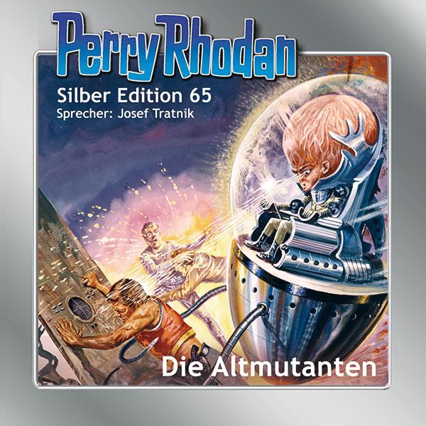 Perry Rhodan Silber Edition 65 Die Altmutanten