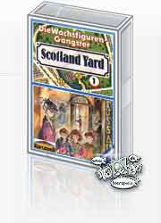 MC Karussell - Scotland Yard 01 - Die Wachsfiguren - Gangster
