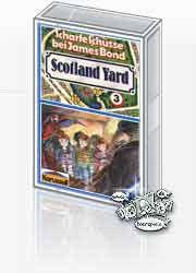 MC Karussell - Scotland Yard 03 - Scharfe Schüsse bei James Bond