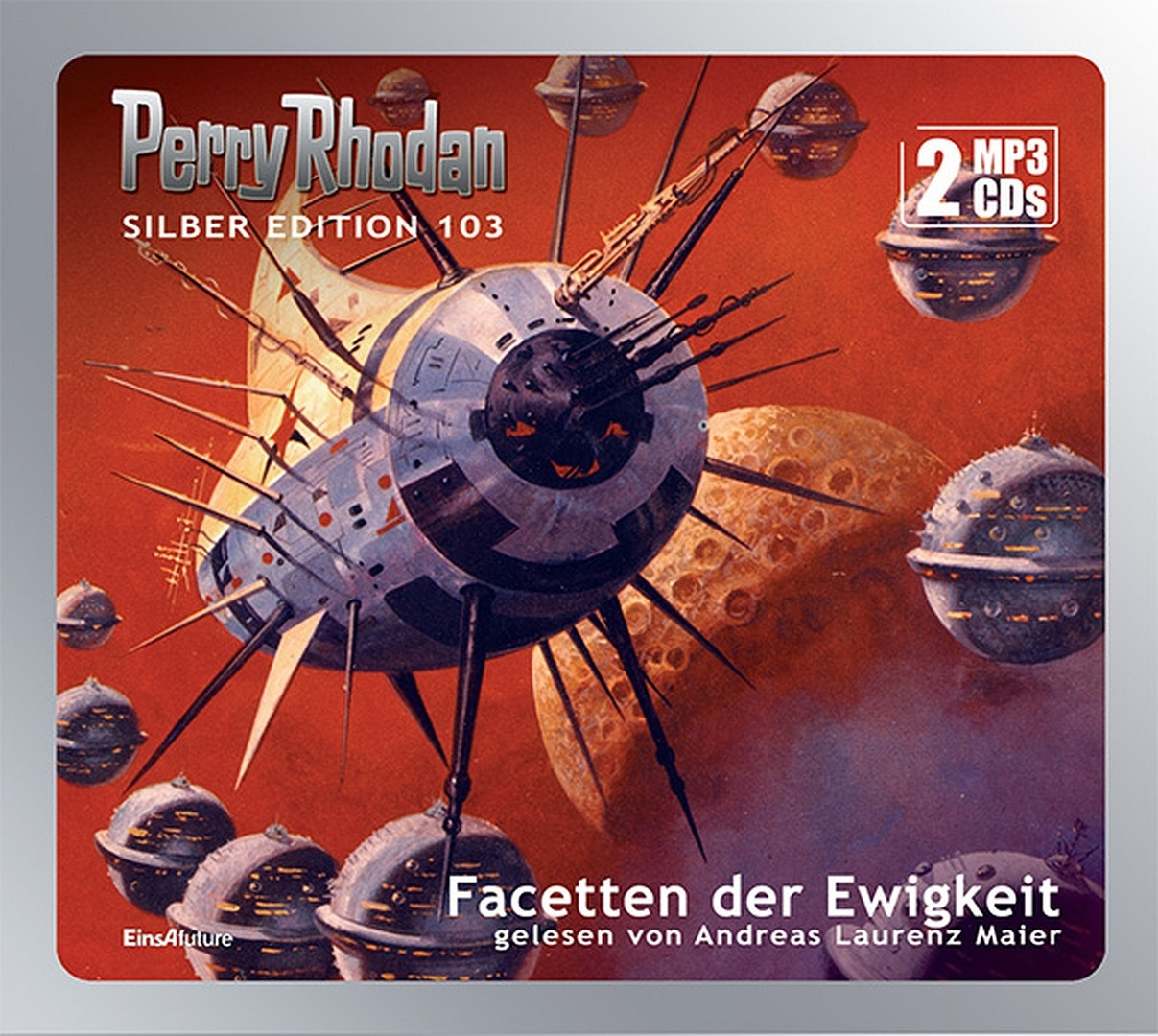 Perry Rhodan Silber Edition 103 Facetten der Ewigkeit (2 mp3-CDs)