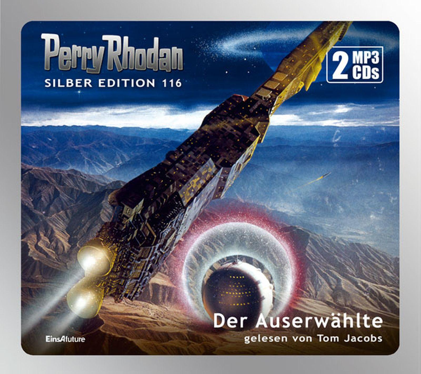 Perry Rhodan Silber Edition 116 Der Auserwählte (2 mp3-CDs)