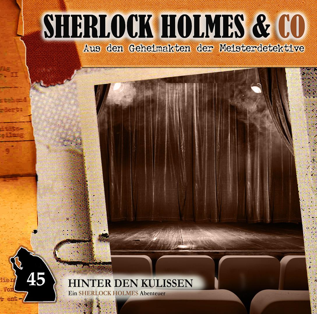 Sherlock Holmes und Co. 45 - Hinter den Kulissen