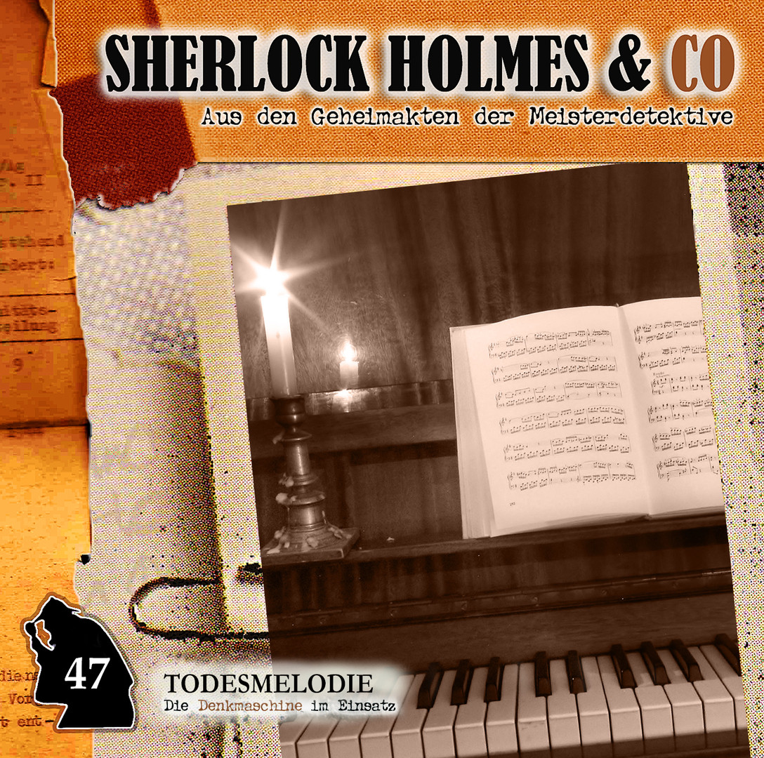 Sherlock Holmes und Co. 47 - Todesmelodie