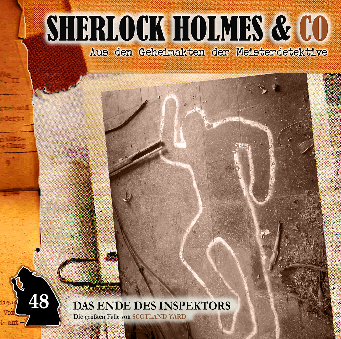Sherlock Holmes und Co. 48 - Der Tod des Inspektors