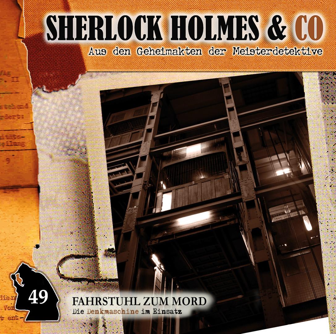 Sherlock Holmes und Co. 49 - Fahrstuhl zum Mord