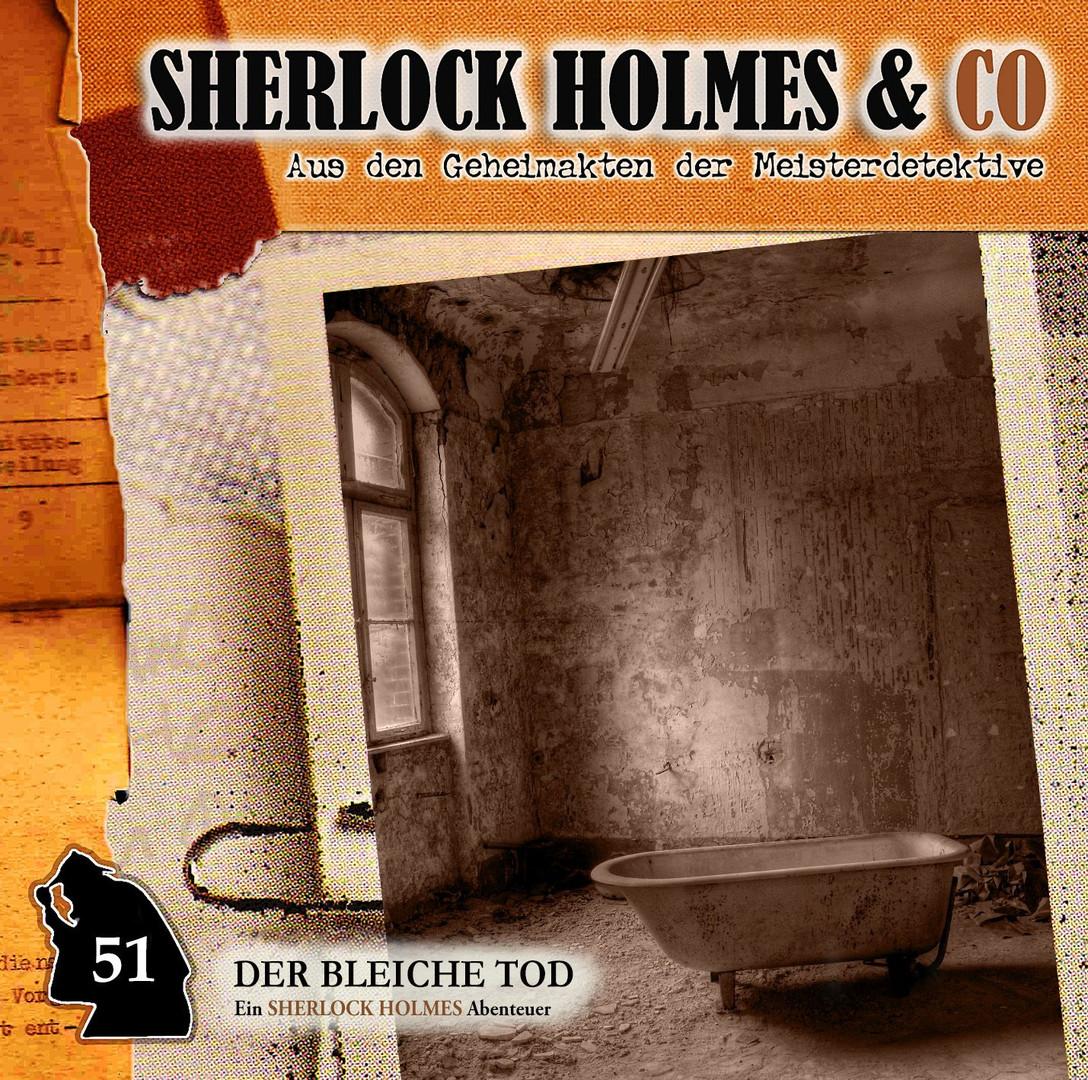 Sherlock Holmes und Co. 51 - Der bleiche Tod