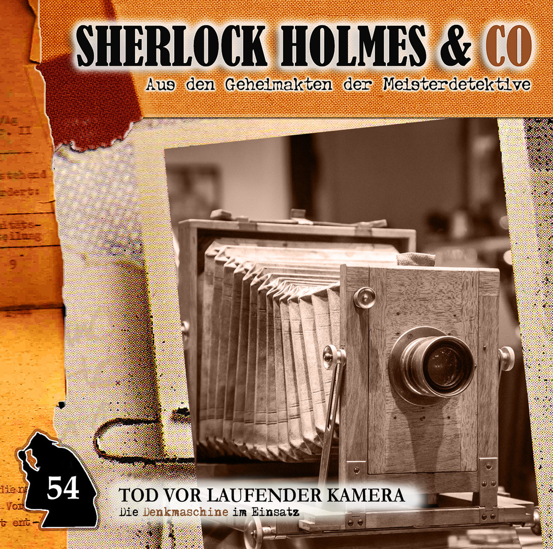 Sherlock Holmes und Co. 54 - Tod vor laufender
