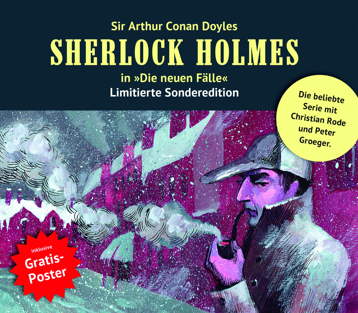 Sherlock Holmes: Die neuen Fälle: Collectors Box 10: Folge 28-30